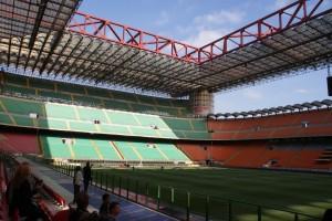 San Siro Stadio Giuseppe Meazza AC Milan inter Milan