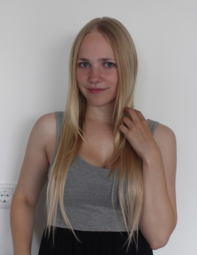 Review Long Blonde Hair 1001extensions Sarandipity