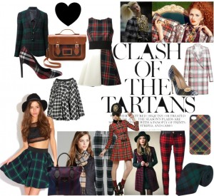 Clash of the tartans