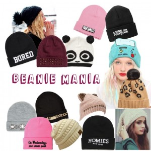 Beanie Mania beanies fashionblog fashionblogger sarandipity trends trendreport trend fashion