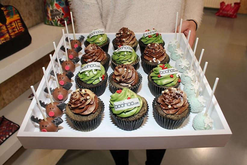 fashionblog boohoo.com boohoostyle boohoo event fashion bites cupcakes fashionblogger sarandipity