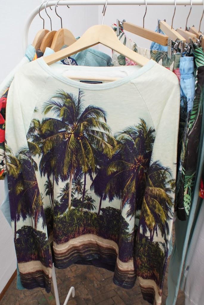 oona pr fashion inspiration pressdays spring summer 2014 collection s/s2014 trends fashionblogger pressevent sarandipity river island franklin marshall palm paradise
