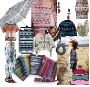 Trend: Aztec Peruvian fashionblog fashionblogger fashion sarandipity trendreport shoes mipacha trends colorful fallfashion