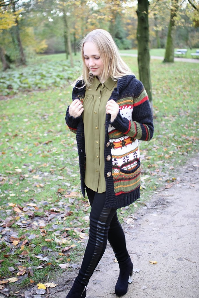 fashion fashionblogger fashionblog sarandipity outfit outfitpost ootd personal style streetstyle inspiration fallfashion winter comfy cardigan kenzaa