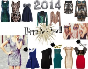 End 2013 with a bang! balmain boohoo mode fashion moda inspiration trend report party dresses new years eve what to wear sarandipity fashionblog