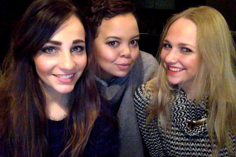 saranda walgaard sarandipity nathalie kemna joyce just like sushi fashion bloggers mbfwa hotel v amsterdam dutch nederlandse