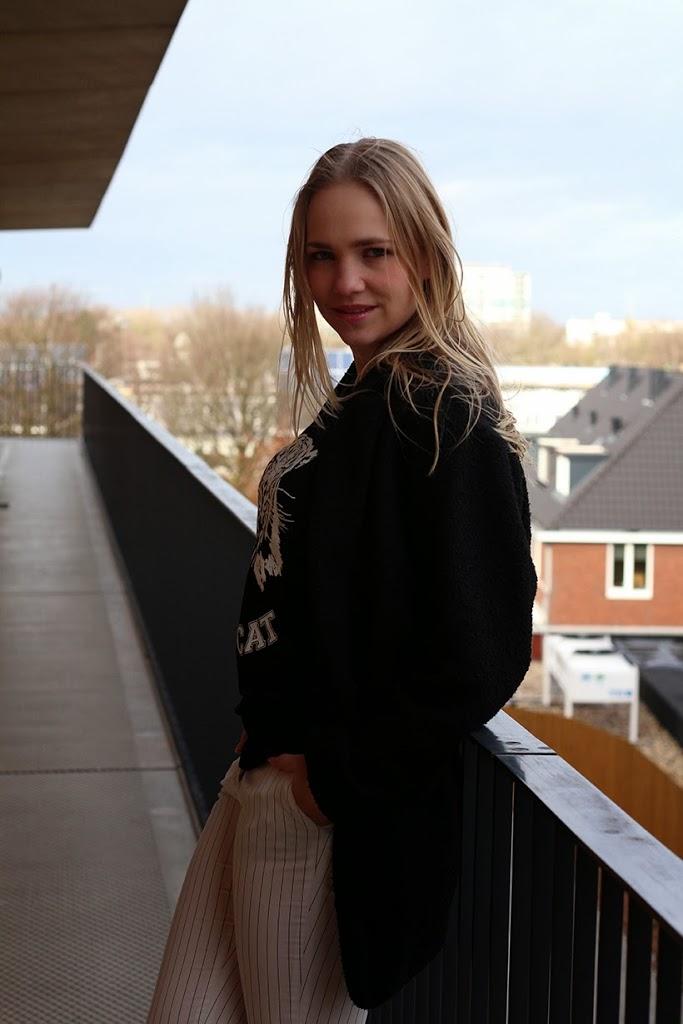 outfit sarandipity fashion blog blogger ootd outfitpost NIKKIE nikkieplessen copycat zara hm primark sporty chic