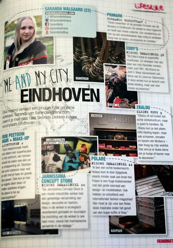 fashion blogger sarandipity hotspots eindhoven netherlands dutch fashionblogger saranda walgaard