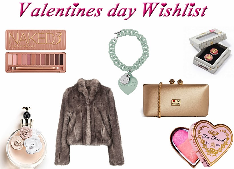 sarandipity fashion blog blogger valentines day wishlist urban decay too faced opsobjects valentino