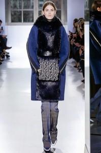 balenciaga design fall fashion fur sarandipity