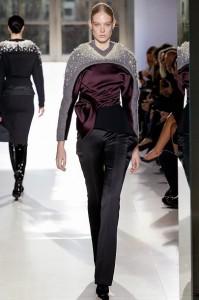 balenciaga satin shoulder detail fashion blog sarandipity