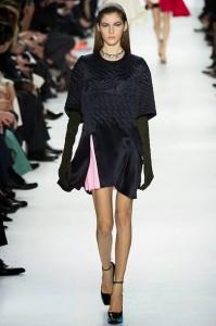 Christian Dior paris sarandipity pink detail dress design