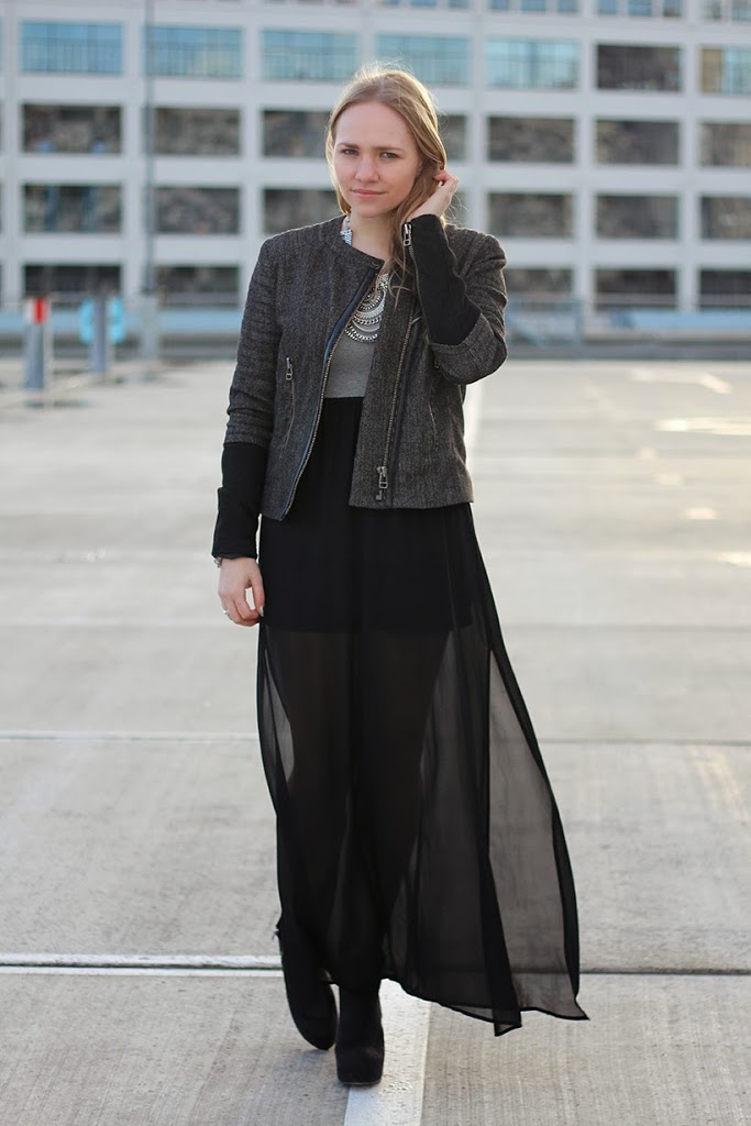 outfit sarandipity fashion blog personal style maxi dress fierce styling ootd blogger