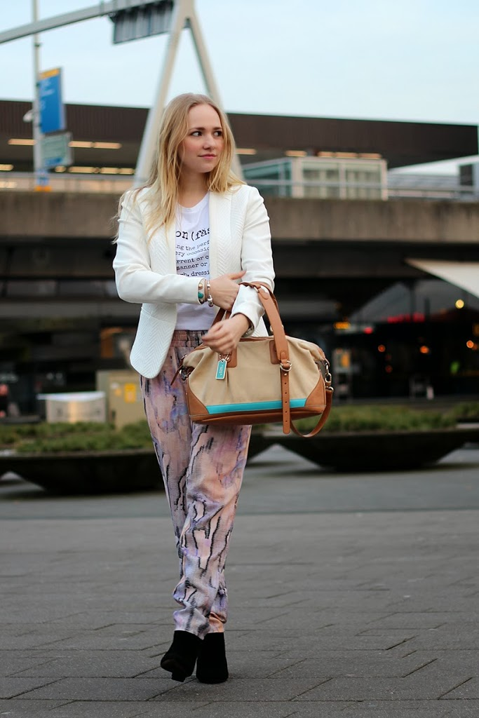 Sarandipity fashion blog outfit ootd personal style blogger tosca blu pandora noosa amsterdam loavies