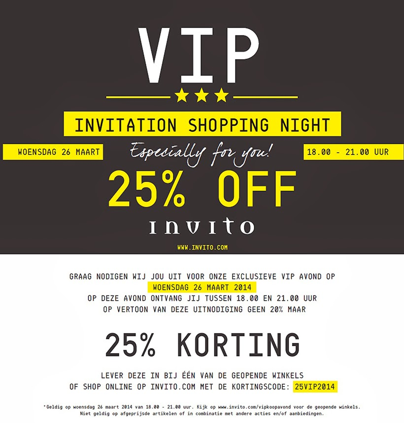 shopping vip discount korting invito fashion shoes sarandipity blog