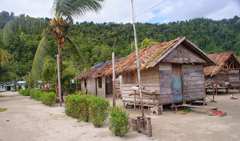raja ampat papua four kings homestay indonesia irian jaya
