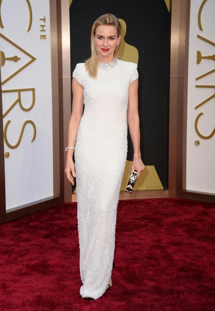 sarandipity fashion blog oscars 2014 report naomie watts calvin klein