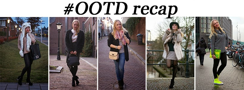 ootd recap sarandipity fashion outfits 2014 looks