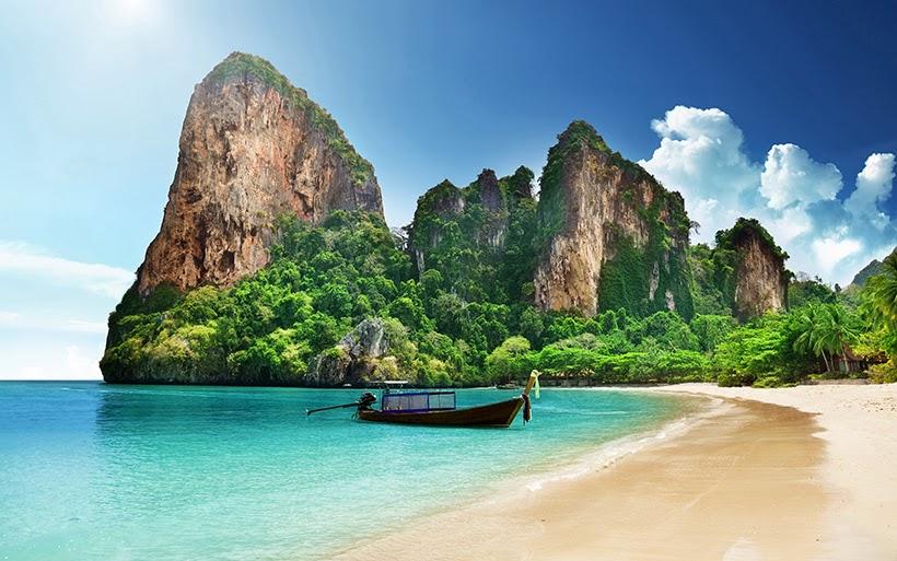 wallike.com wallpaper thailand island beach