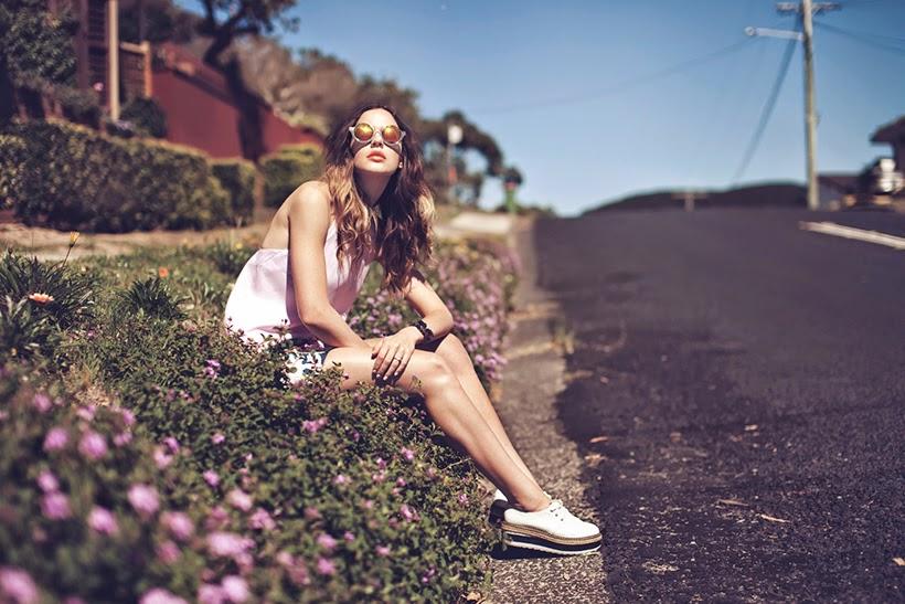 fashion blogger sunglasses sarandipity inspiration