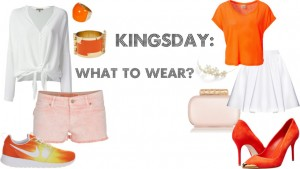 Kingsday what to wear style fashion sarandipity mode inspiration outfit look orange holland the netherlands