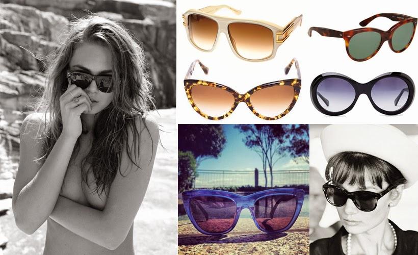 sunglasses audrey hepburn oliver goldsmith AM DITA eyewear inspiration fashion blog
