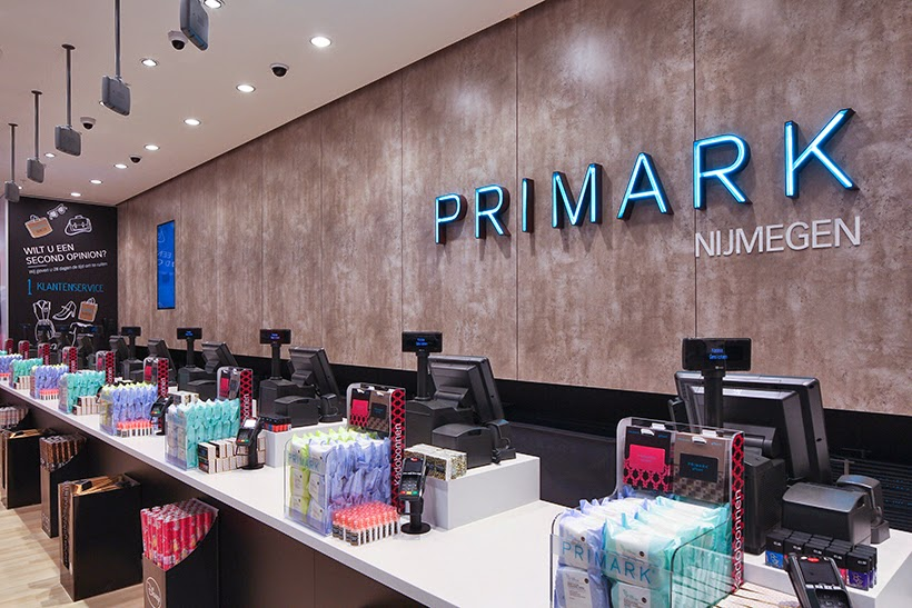 primark nijmegen press opening