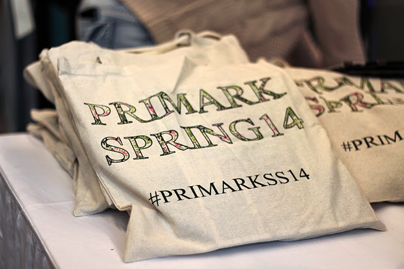 primark spring summer 2014 canvas bag cute