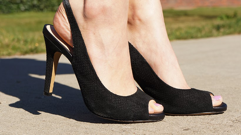 slingbacks hm ootd outfit fashion blogger street personal style