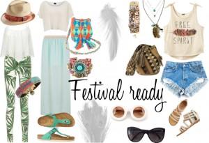 Festival Fashion boho bohemian Ibiza wildfox couture ooakjewelz mymochila by isabelli trend style