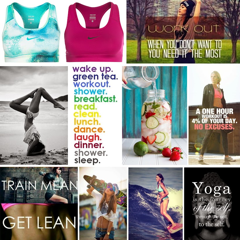 fitspo fitness inspiration yoga nike get lean healthy blog blogger sarandipity fashion