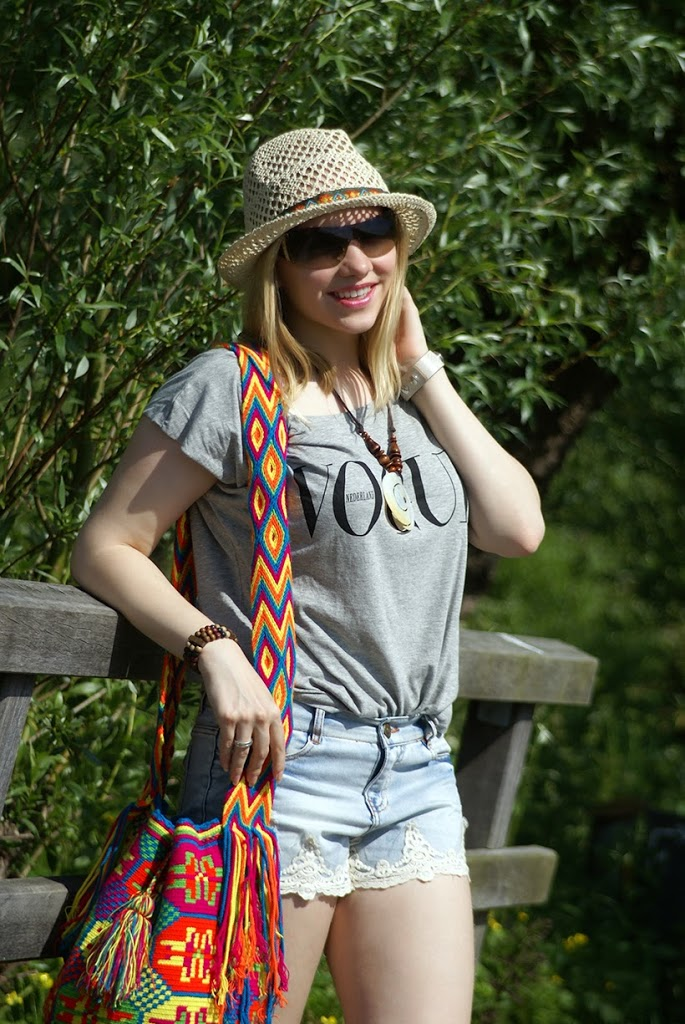 My Mochila Sarandipity outfit fashion blog bohemian festival look vogue