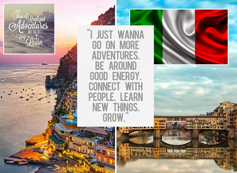 italy travel language italian lifestyle learn grow adventure enjoy blog