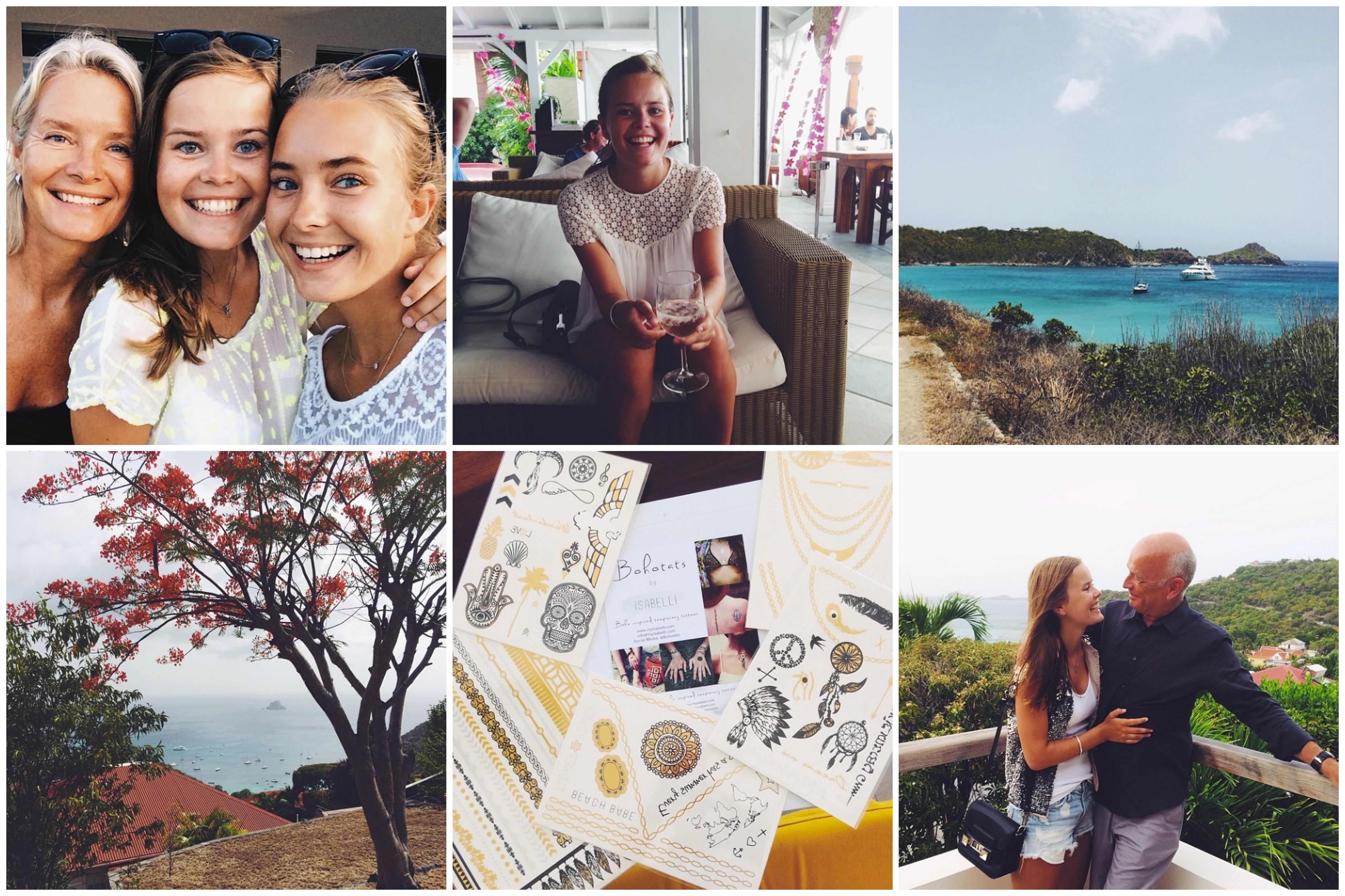 St Barths Saint-Barthélemy Nikki beach beachclub Colombier Beach harbor Bohotats travel lifestyle blog blogger
