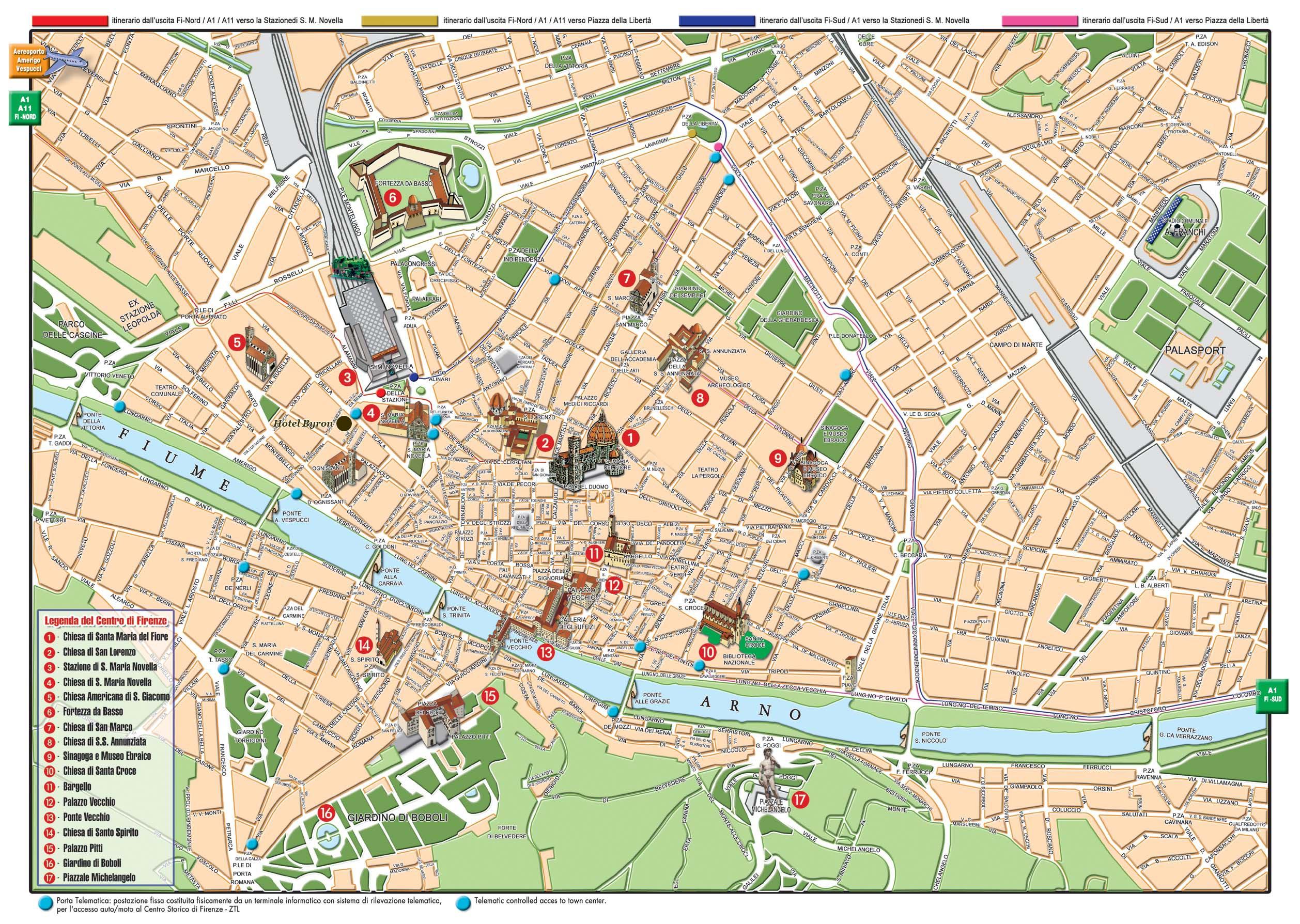harta-obiective-turistice-florenta