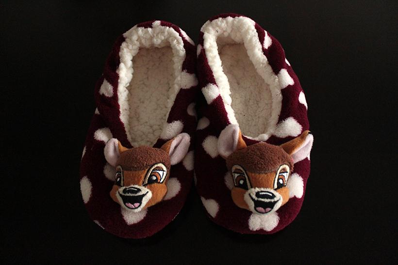 mega-fall-shoplog-primark-arnhem-opening-bambi-pantoffels