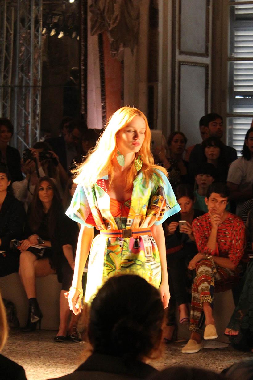 stella jean - milan fashion week - sarandipity - fashionshow 2
