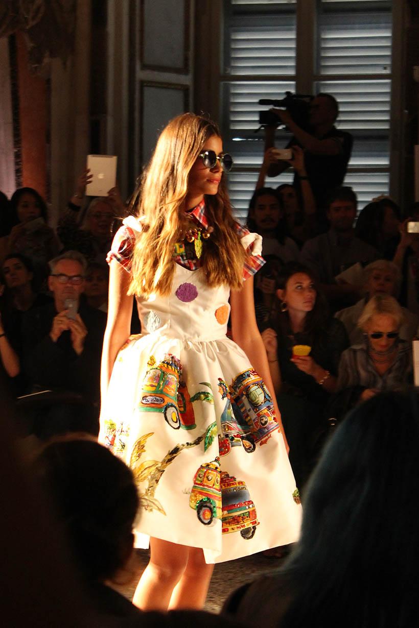 stella jean - milan fashion week - sarandipity - fashionshow 3