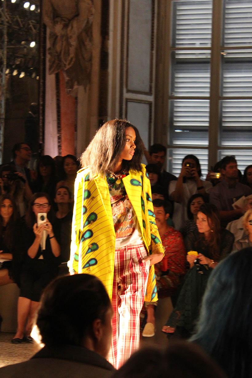 stella jean - milan fashion week - sarandipity - fashionshow 4