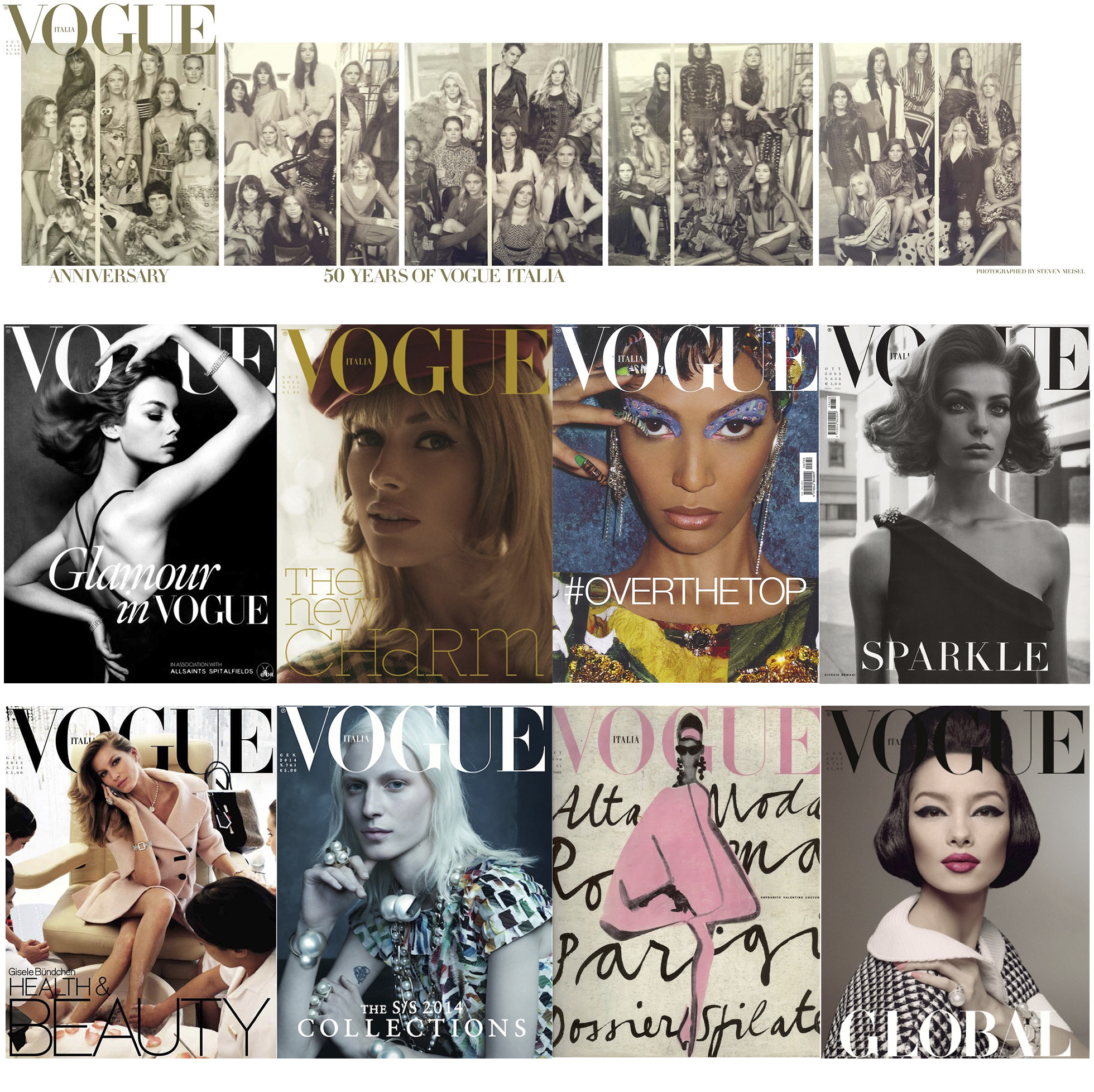 vogue-50years-anniversary-inspiration-covers-italian vogue-vogue italia