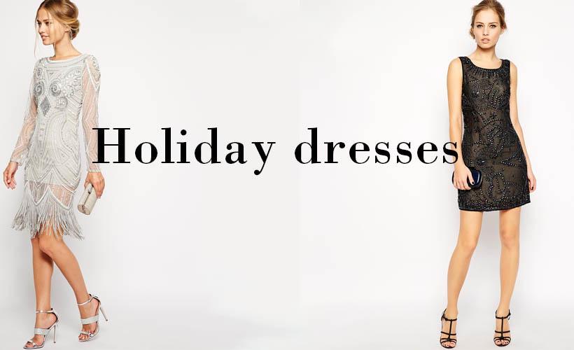 Holiday dresses inspiration sarandipity sarandaadriana fashion blog