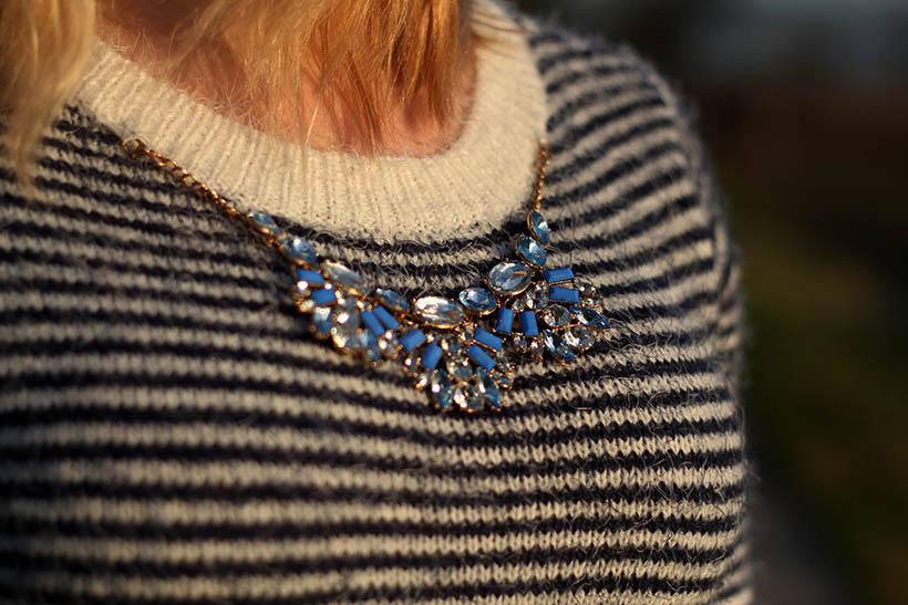 bejeweled outfit ootd h&m primark furla sarandaadriana fashion blog 1