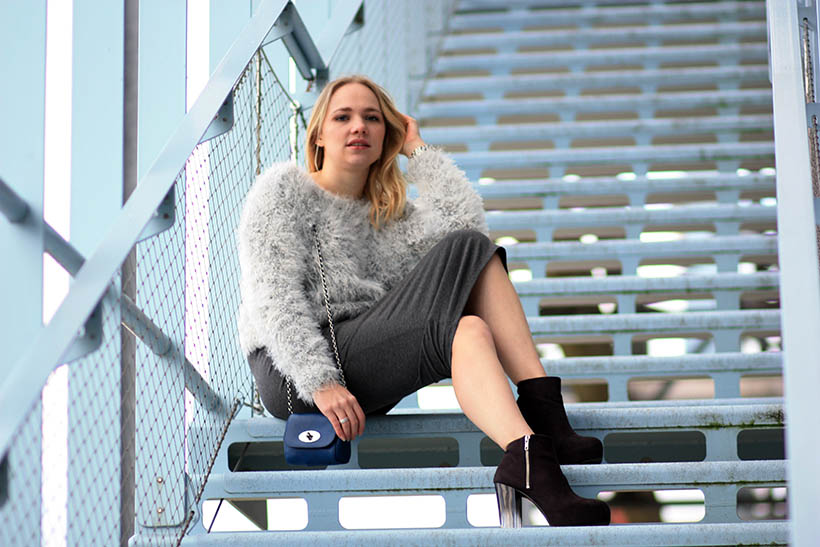 Stairway ootd outfit fashion blogger eindhoven strijps streetstyle 1