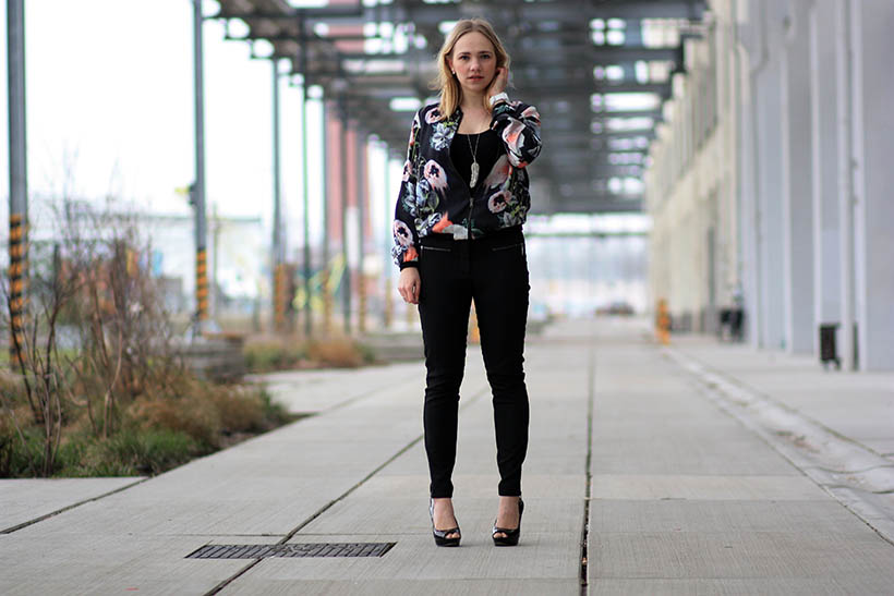 floral fun outfit ootd fashion blog dutch blogger shoeby eindhoven 8