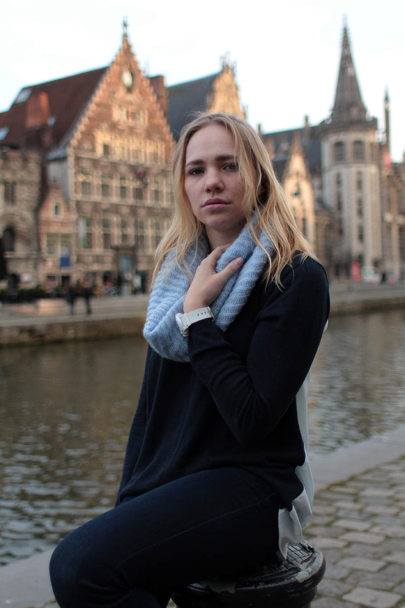 everyday outfit post OOTD fashion dutch blogger streetstyle citytrip ghent belgium3