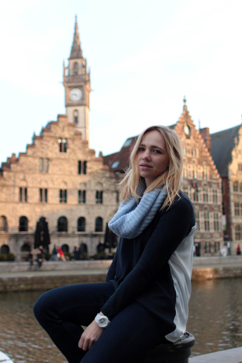 everyday outfit post OOTD fashion dutch blogger streetstyle citytrip ghent belgium5