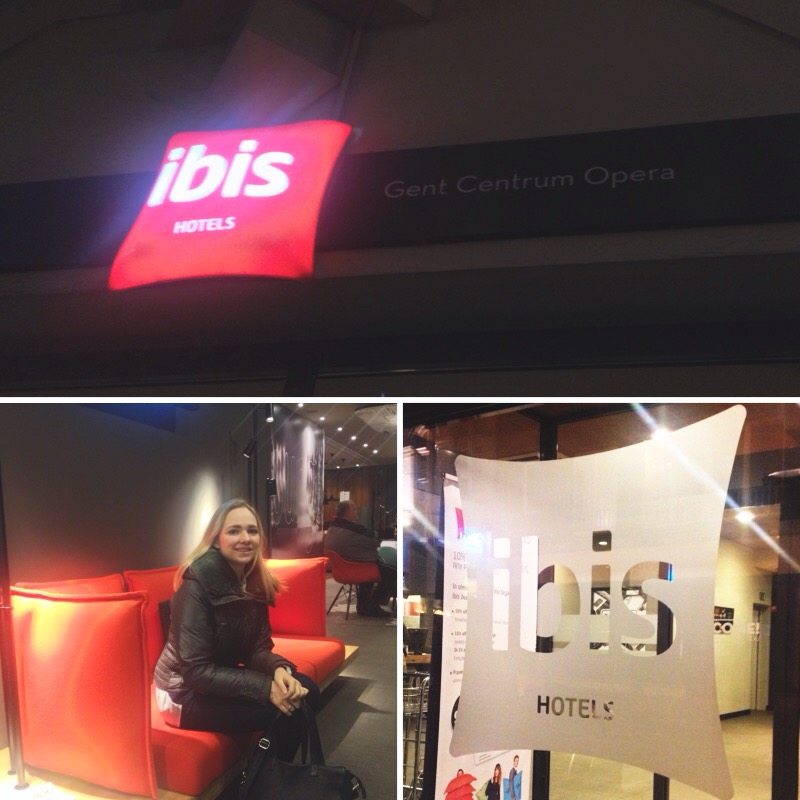 Ibis ghent centrum opera hotel accor hotels dutch fashion blogger citytrip travel report
