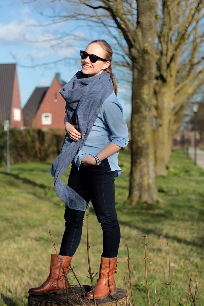 Lavender outfit post fashion blogger sarandaadriana i'll make you famous daniel wellington tommy hilfiger3