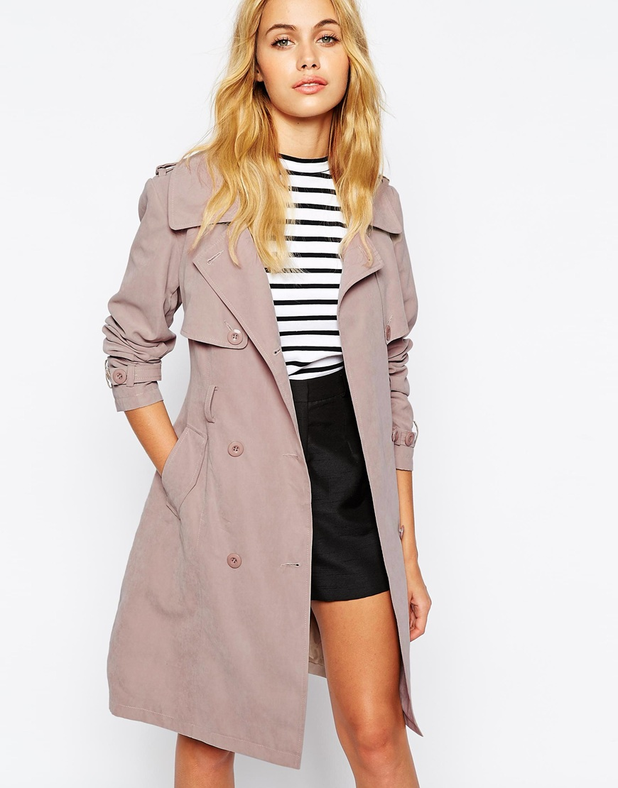 top 5 fashion musthaves trenchcoat fashion union