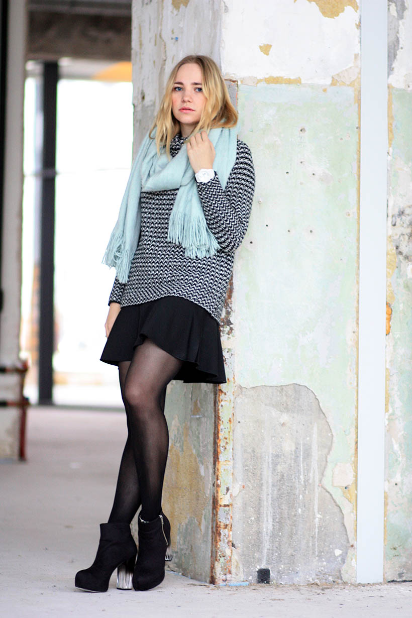 pastel walls outfit ootd dutch fashion blogger sarandaadriana styling inspiration spring knits3